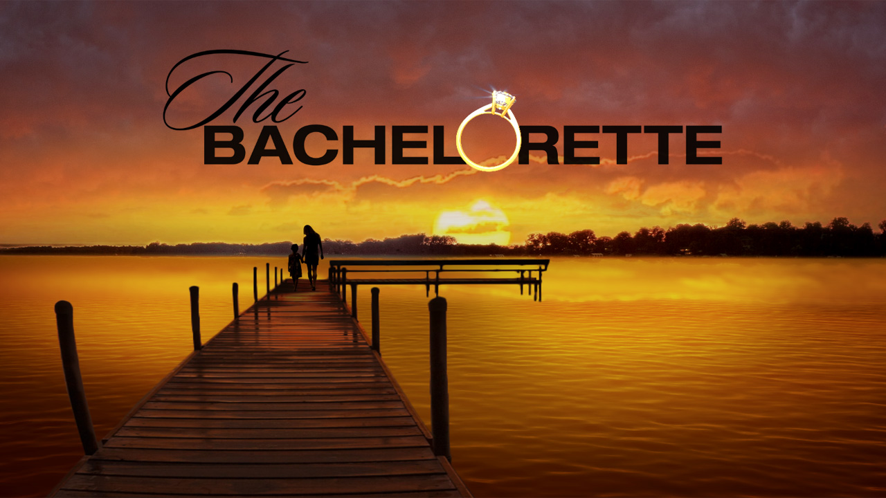 The Bachelorette is the exact show as The Bachelor except this time a woman is seeking love from 20 men. Lucky girl