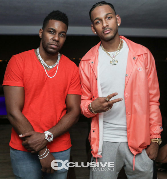 Miami Artist Barachi and Prince of Love and Hip Hop Miami