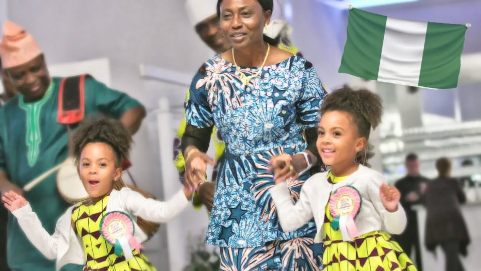 The Mcclure Twins Family New Episode Celebrate Nigerian Independence Day Rnb