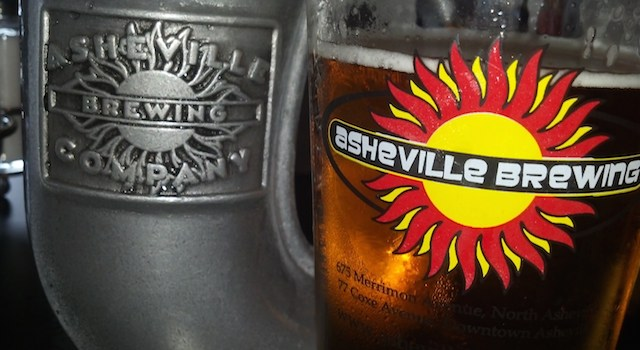 Asheville Brewing Beer Company Club Mug