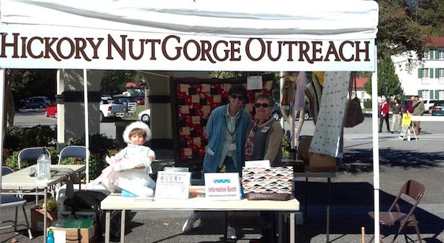 Hickory Nut Gorge Outreach