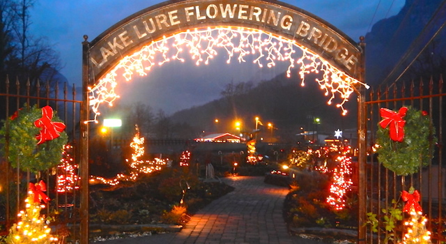 Holiday Events In Lake Lure And Chimney Rock Fun Through