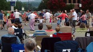Hendersonville Street Dance