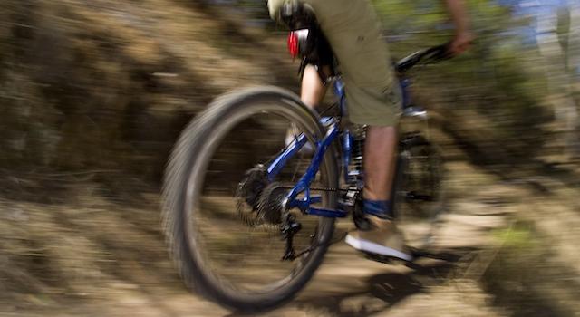 Buffalo Creek Park Lake Lure NC Mountain Biking