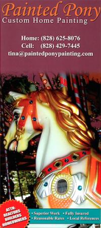 Painted Pony Custom Home Painting