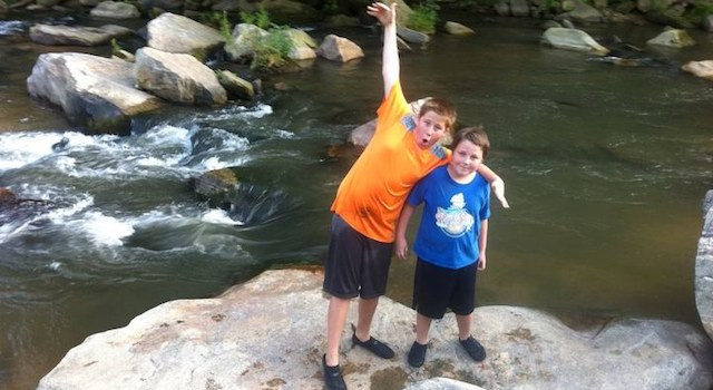 Things To Do With Kids Around Lake Lure NC