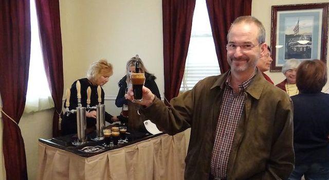 Hickory Nut Gorge Brewery Beer Tasting