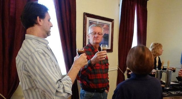 Hickory-Nut-Gorge-Brewery-Sampling-Event