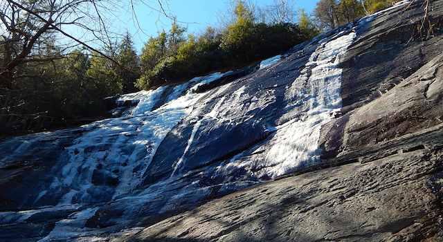Little Bearwallow Falls Gerton NC