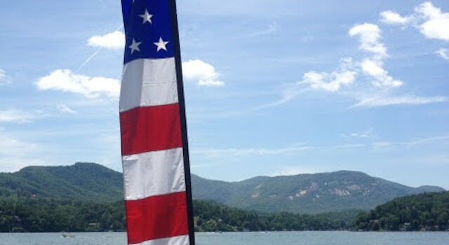 July 4th Lake Lure