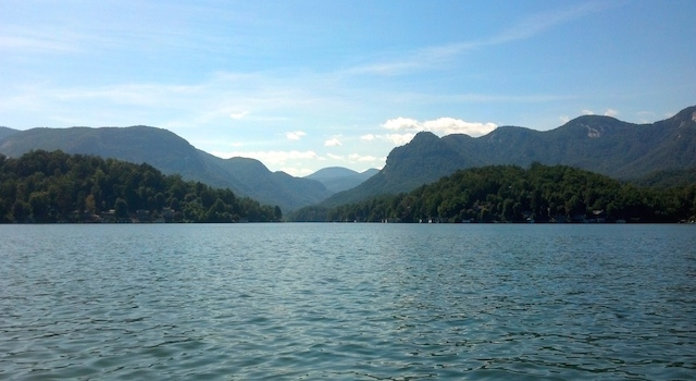 Lake Lure North Carolina