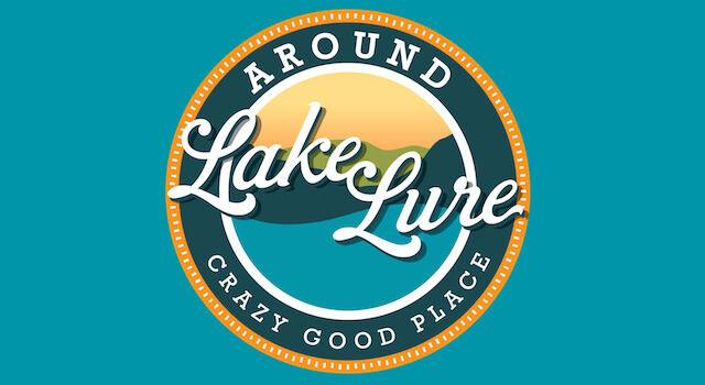 New Around Lake Lure Logo