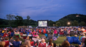 Dirty Dancing Movie at Morse Park