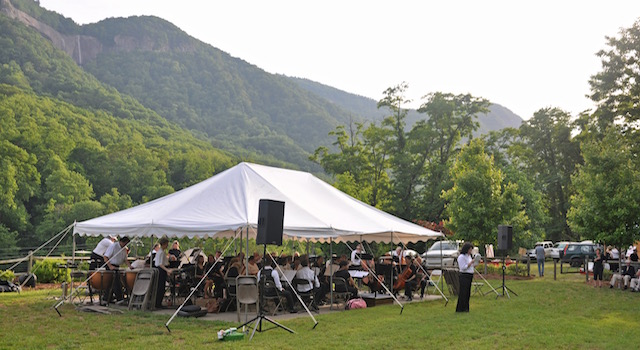 Rutherford Symphony Concert at Gathering Place