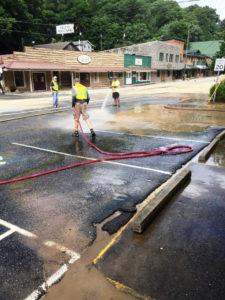 Chimney Rock Village Cleanup