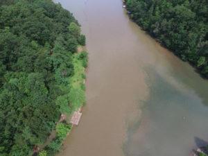 Rocky Broad River Silt