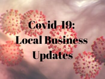 Covid-19 Local Business Updates