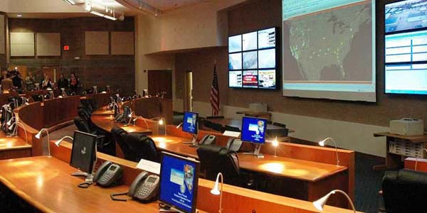 Exhibit partners with the state of Nevada for an Emergency Operations Center