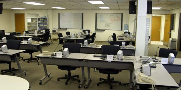 ExhibitOne partners for an Emergency Operations Center in Garland, Texas