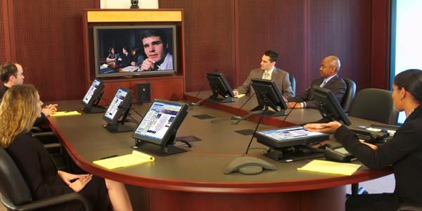 ExhibitOne Videoconferencing