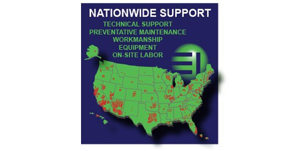 ExhibitOne Nationwide Support