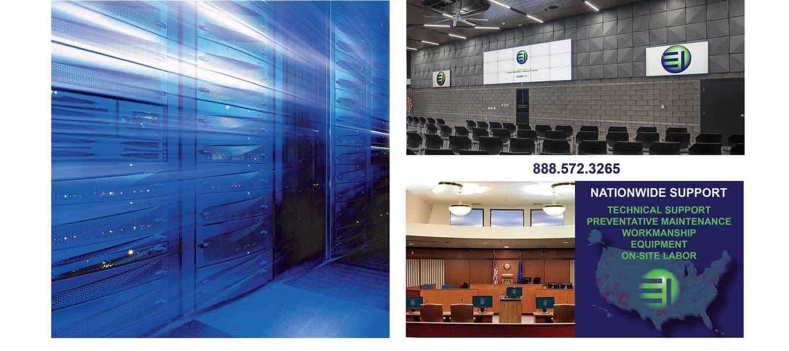 ExhibitOne Audiovisual Technologies