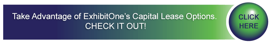 Capital Lease Options are Available to ExhibitOne Clients. Check it out!
