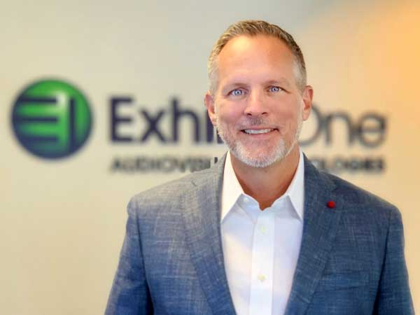 Kurt Maddox, Chief Sales Officer, ExhibitOne