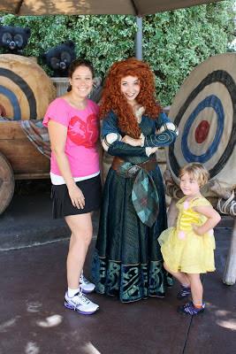 Brave- Disneyland
