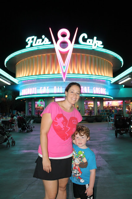Disneys California Adventure Attractions