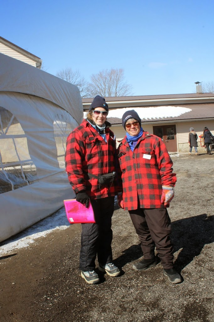 Sugarbush Maple Syrup Festival at Bruce's Mill