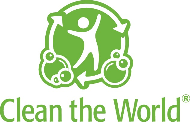 Clean the world logo