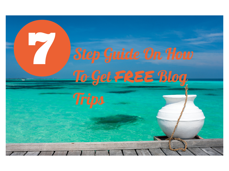 How to get free blog trips