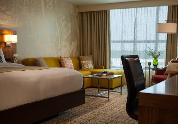 Photo Credit: Renaissance Hotel Baton Rouge