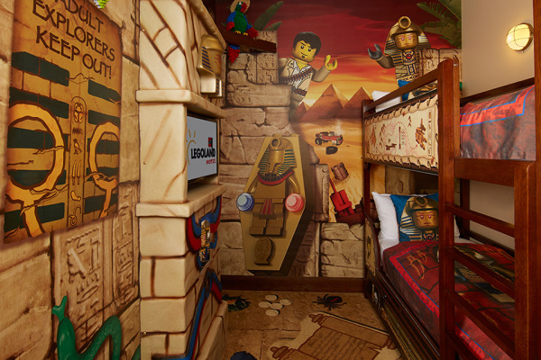 coolest hotel rooms