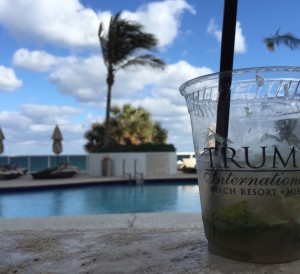 Family Vacation At Trump Miami