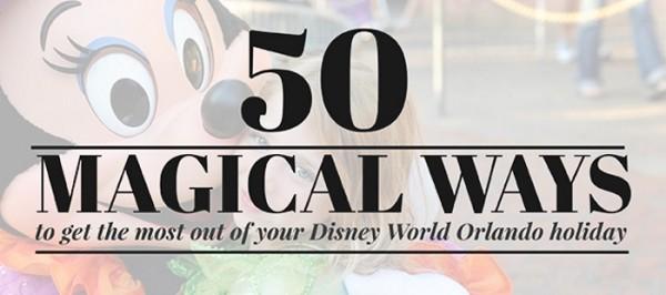 50 Magical Disney Tips