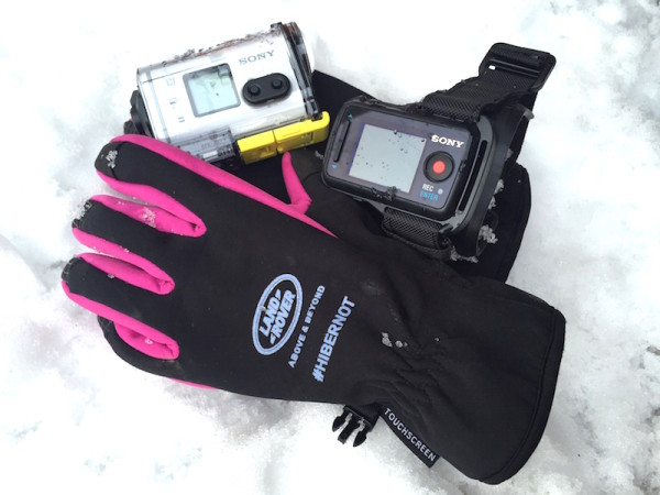 Win this Sony Live Action Cam from #HIbernot