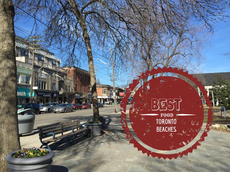 Best Restaurants Toronto Beaches
