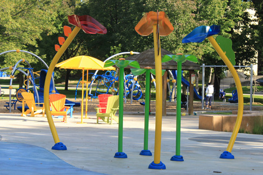 Water Park and Splash Pads in Toronto