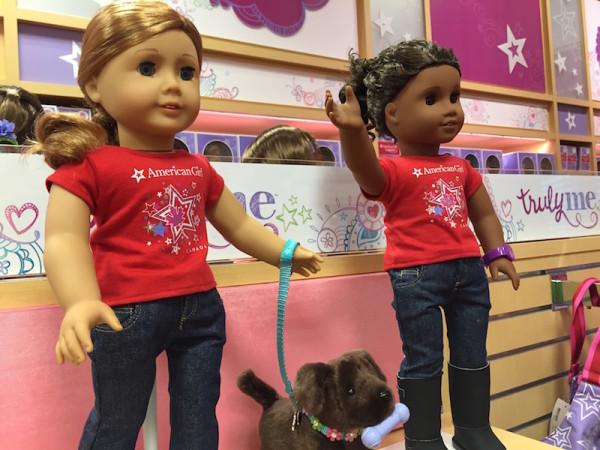 American Girl Specialty Boutique Indigo Kids