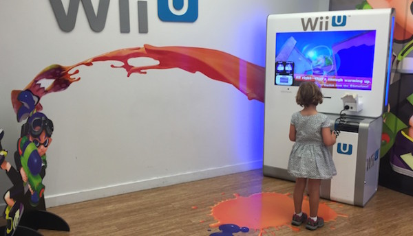 Visiting Nintendo World with Kids in New York City