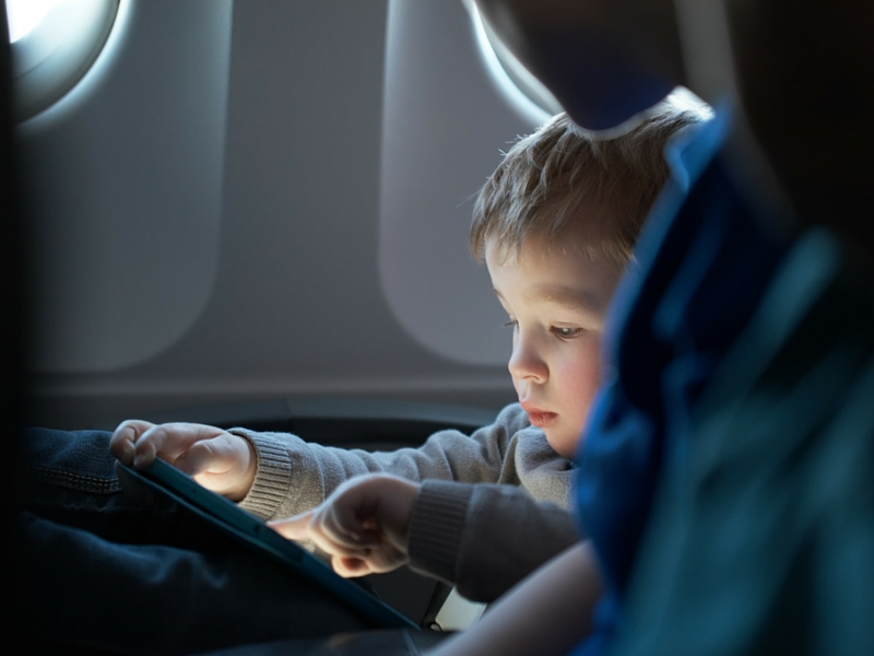Here's why you shouldn't apologize for bringing your children on an airplane