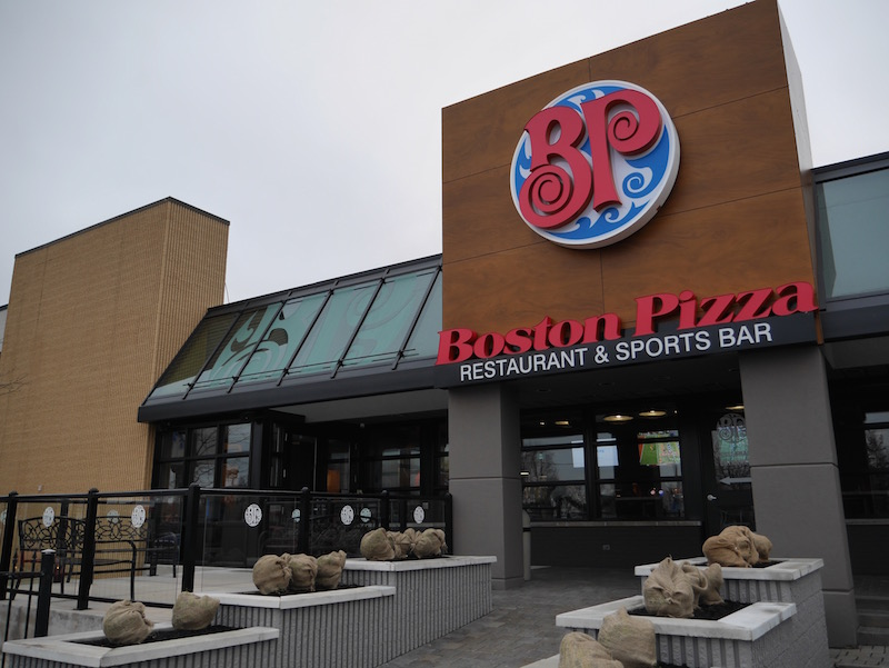 Everything you need to know about the new Boston Pizza Niagara Falls