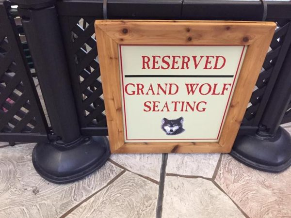 A luxury twist on a family classic. The Grand Wolf Suites at Great Wolf Lodge
