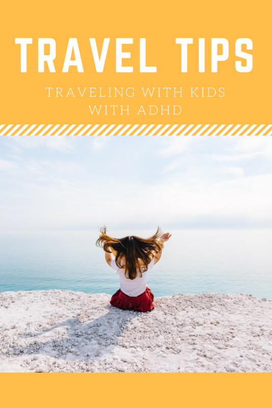 The best tips for solo travel with Children with ADHD.