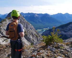 Banff with tweens and teens