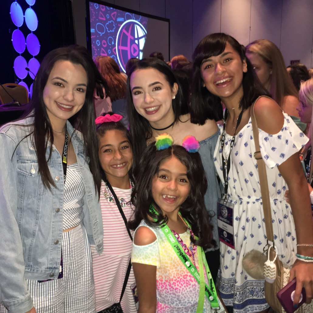 Merrell Twins and G E M