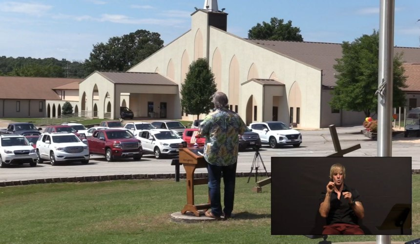 August 2nd, 2020 – Pastor Sam Bailey