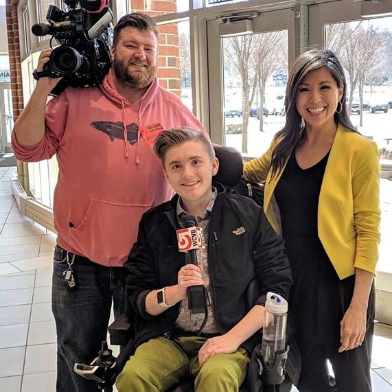 Jake Marrazzo Chosen as WCVB Channel 5 Boston A+ Student